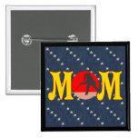Hockey Mom Buttons