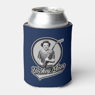 Hockey Mom Can Cooler