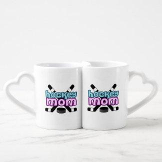 Hockey Mom Coffee Mug Set