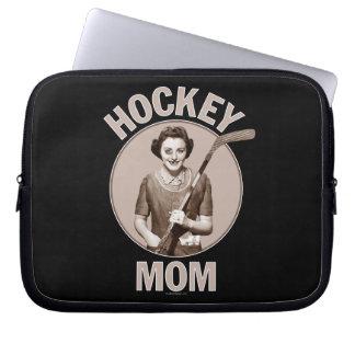 Hockey Mom Computer Sleeve