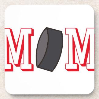 Hockey Mom Drink Coaster