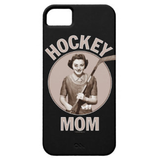 Hockey Mom iPhone 5 case