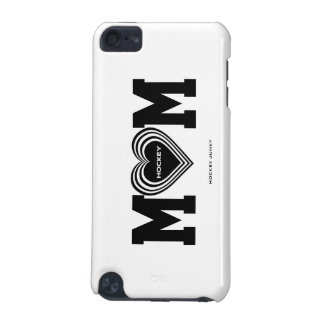 HOCKEY MOM iPod TOUCH (5TH GENERATION) COVER