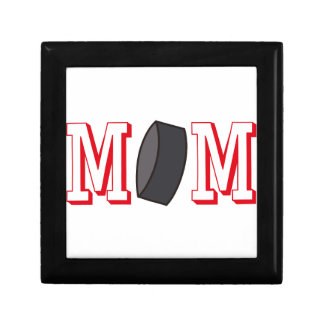 Hockey Mom Jewelry Box