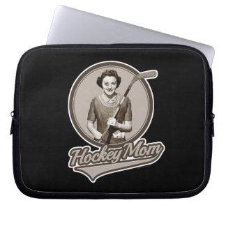 Hockey Mom Laptop Sleeve