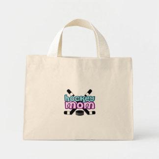 Hockey Mom Mini Tote Bag