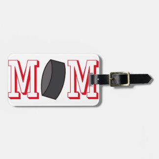 Hockey Mom Tag For Luggage