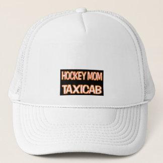 Hockey Mom Taxi Trucker Hat