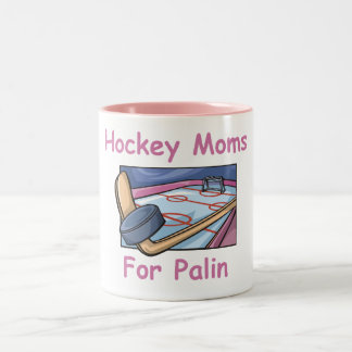 Hockey Moms for Palin Mug