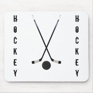 hockey mouse pad