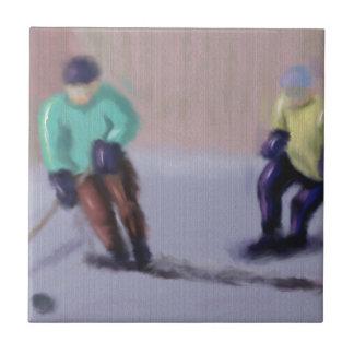 Hockey Moves Tile