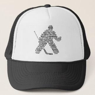 Hockey Netminder Trucker Hat