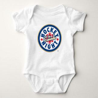 Hockey Night in Canada logo Baby Bodysuit