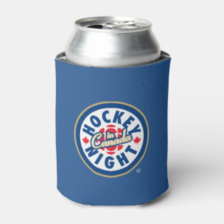 Hockey Night in Canada logo Can Cooler