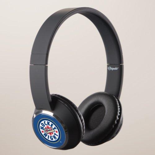 Hockey Night in Canada Logo Headphones