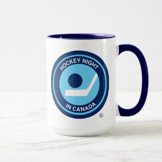 Hockey Night in Canada retro logo Mug