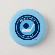 Hockey Night in Canada retro logo Pinback Button