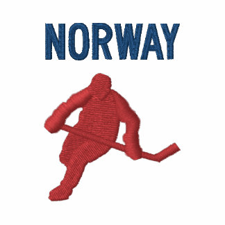 Hockey , Norway - Customizable