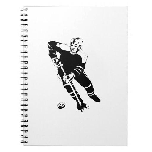 Hockey Notebooks