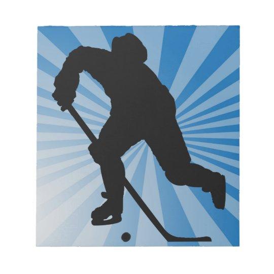 hockey Notepad