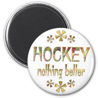 HOCKEY Nothing Better Fridge Magnets