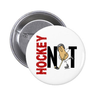 Hockey Nut 1 Pins