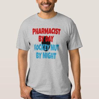 Hockey Nut Pharmacist T-Shirt