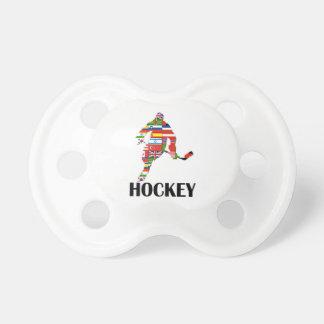 Hockey Pacifier