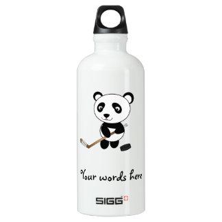 Hockey panda SIGG traveler 0.6L water bottle