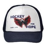 Hockey para el gorra 2b de la esperanza