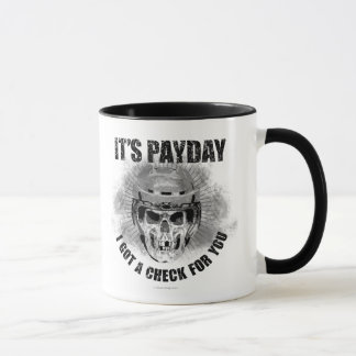 Hockey Payday #2 Mug