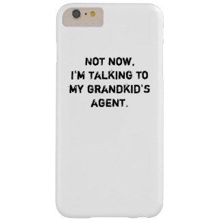 "Hockey Phoen Case - ""Grandkid's Agent"""