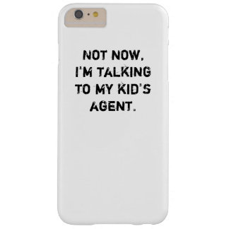 "Hockey Phone Case - ""Kid's Agent"""