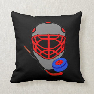 Hockey Pillow - Hockey Themed Gifts
