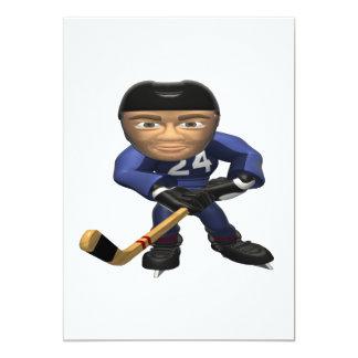 Hockey Player Card