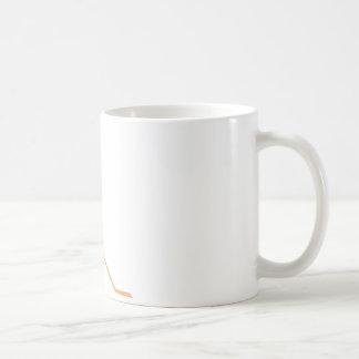 Hockey_Player_ORANGE2 Coffee Mug