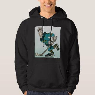 Hockey Player Pullover