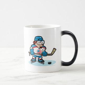 Hockey Player - USA Magic Mug