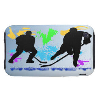 Hockey Players Case-Mate Iphone 3G Case iPhone 3 Tough Cover
