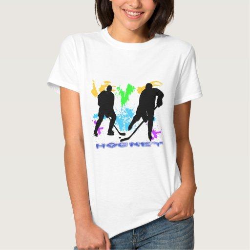 Hockey Players T Shirts