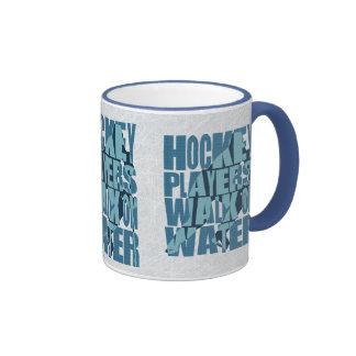 Hockey Players Walk On Water Coffee Mug Cup