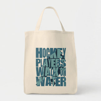 Hockey Players Walk On Water Tote