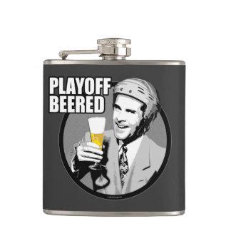 Hockey Playoff Beered Flask