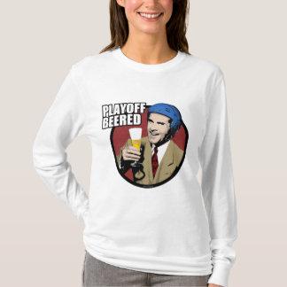 Hockey Playoff Beered T-Shirt