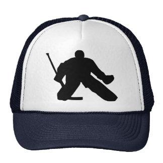Hockey - portero gorro