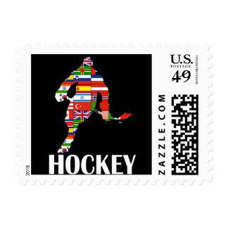 Hockey Postage
