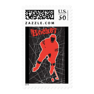 Hockey Postage
