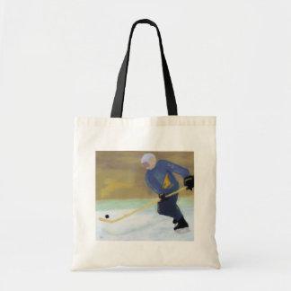 Hockey Practice Canvas Bags