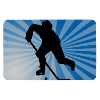 hockey Premium Flexi Magnet