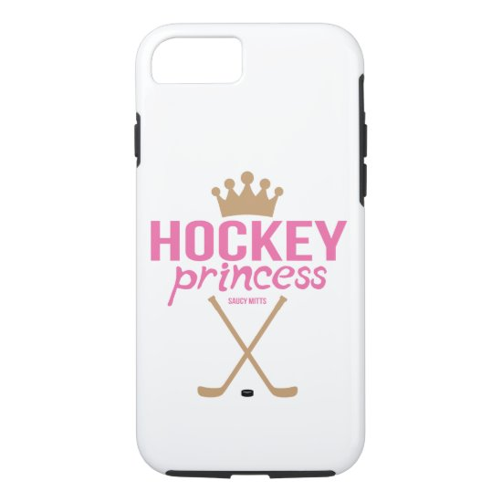 Hockey Princess iPhone 8/7 Case